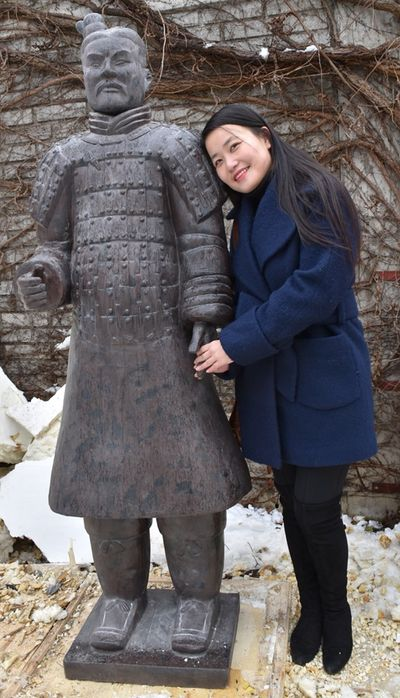 Fei and terracotta soldier.jpg